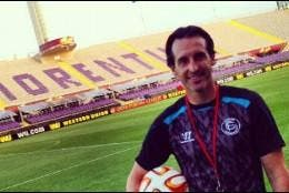 Unai Emery.