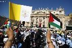Vaticano y Palestina