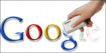 Derecho al Olvido en Google.