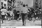 Manifestación ilegal en 1973