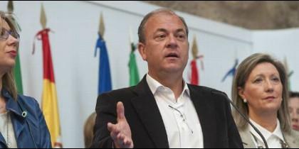 Monago, ex presidente extremeño.
