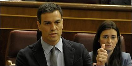 Pedro Sánchez, al sol que más calienta.