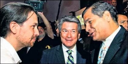 Iglesias y Correa hacen muy buenas migas