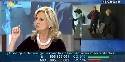 Isabel San Sebastián (13TV).