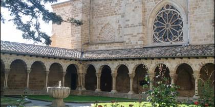 Claustro de San Pedro de la Rúa