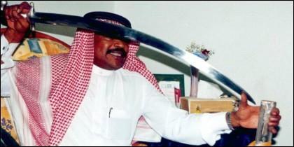 Un verdugo saudí