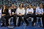 Los dirigentes de Podemos.