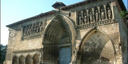 Iglesia del Santo Sepulcro.