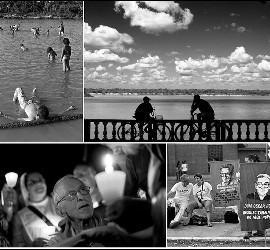 Fotos de Casaldáliga y su universo