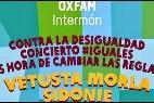 Concierto solidario #Iguales de Oxfam Intermón