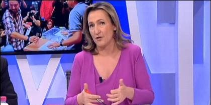 Isabel Durán, en 'Más claro agua'.