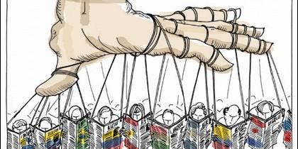 Periodista, prensa, información, cernsura, derecho al olvido.