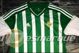 Camiseta Betis 2016.