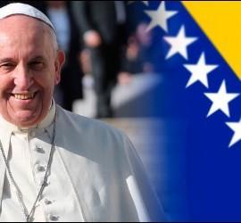 El Papa viajará a Sarajevo