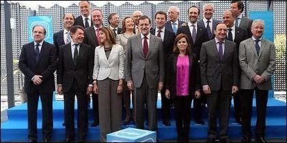 Plana mayor del partido de Génova 13.
