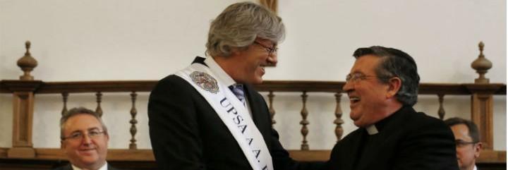 Alejandro Roemmers, Huésped de Honor de la Upsa