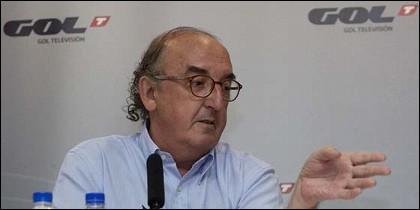 Jaume Roures, fundador de Mediapro.