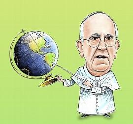 El Papa, con el medio ambiente