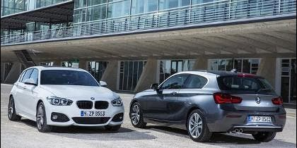 BMW serie1 2015 0