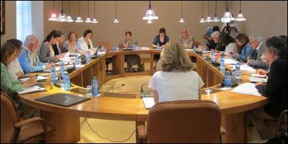 Parlamentarios de Galicia.