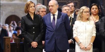 Cospedal y Fernández, en Toledo