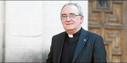 Monseñor Pérez Pueyo, obispo de Barbastro-Monzón
