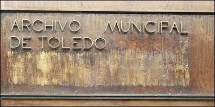 Archivo municipal de Toledo.