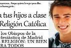 Los obispos de la Comunidad de Madrid, con la clase de Religión