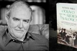 El autor y la portada de esta novela histórica