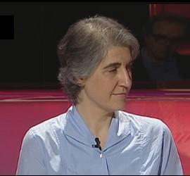 Teresa Forcades, sin el hábito