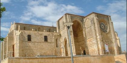 Iglesia de Santa María la Blanca.