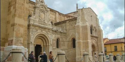 Basílica de San Isidoro.