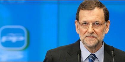 Mariano Rajoy, en campaña.