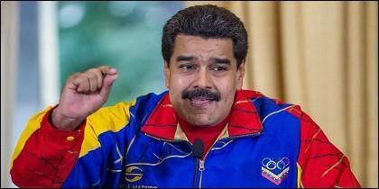 Maduro está muy enfadado