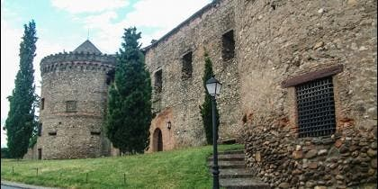 Castillo de la familia Halfter.