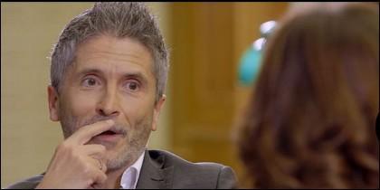 Fernando Grande-Marlaska entrevistado por Pepa Bueno.