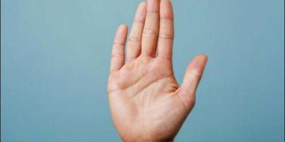 dedo gay recogido