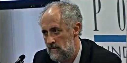 Luis Cueto, sobrinísimo político de Carmena.