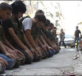 Ramadán en Alepo