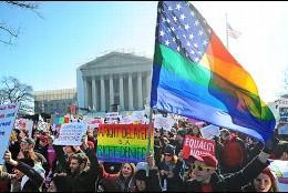 Matrimonio gay en Estados Unidos