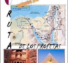 La Ruta de los Profetas, con Ánfora Viajes