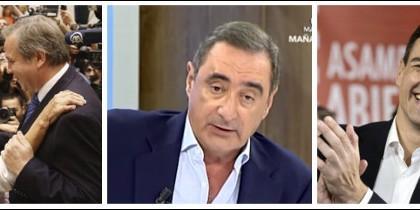 Carlos Herrera en 'El Cascabel' de 13 TV.