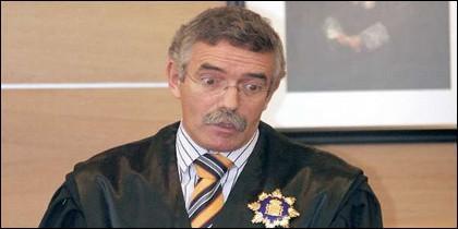 Ignacio Espinosa, presidente del TSJ de la Rioja.