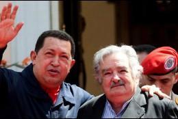 Mujica y Chávez