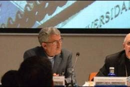 Carlos Osoro, en los cursos de San Dámaso