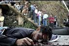 Crimen: El hampa disputa a la policía chavista el control de las favelas y de extensas zonas suburbanas de Venezuela.