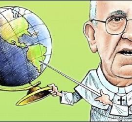 Francisco y un mundo ecológico