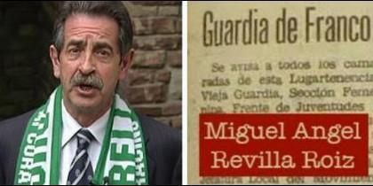 Los trapos sucios de Miguel Angel Revilla.