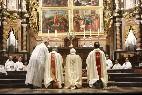 Acto de desagravio en la catedral de Valencia