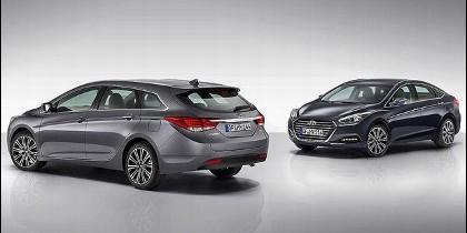 Hyundai i40 Facelift 2015